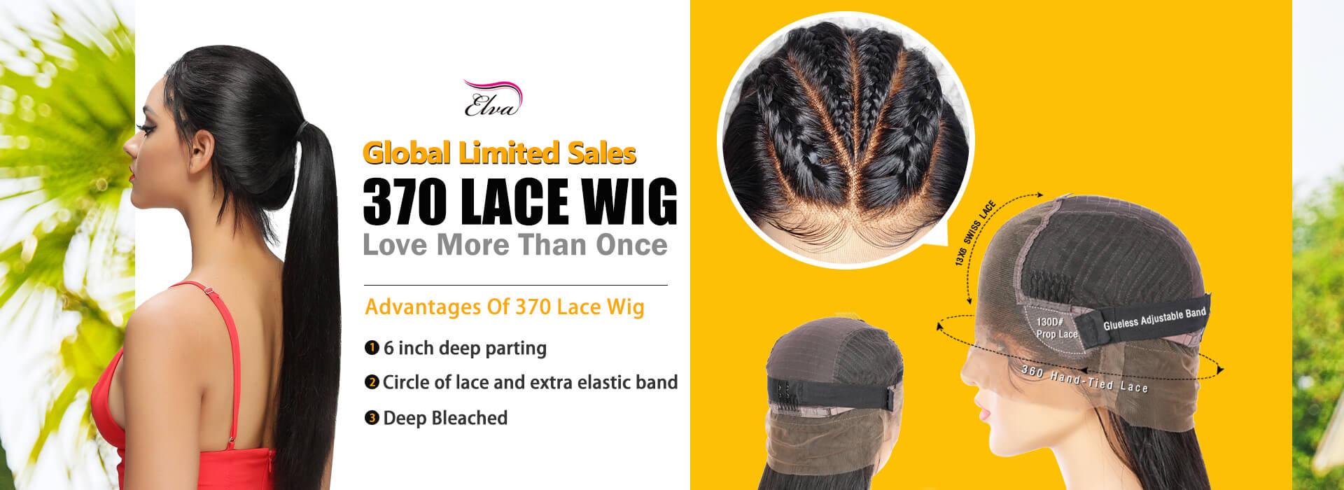 370 Lace Wigs