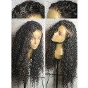 Celebrity Wig Curly Remy Hair  13x6 Lace Front Human Hair Wigs 150 Density 【00441】