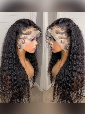 Looking for the perfect Summer hair?  Pretty Wave Gang !!! 13x6 Lace Front Wig Passion wave  In Stock Ready to Ship 【00298】