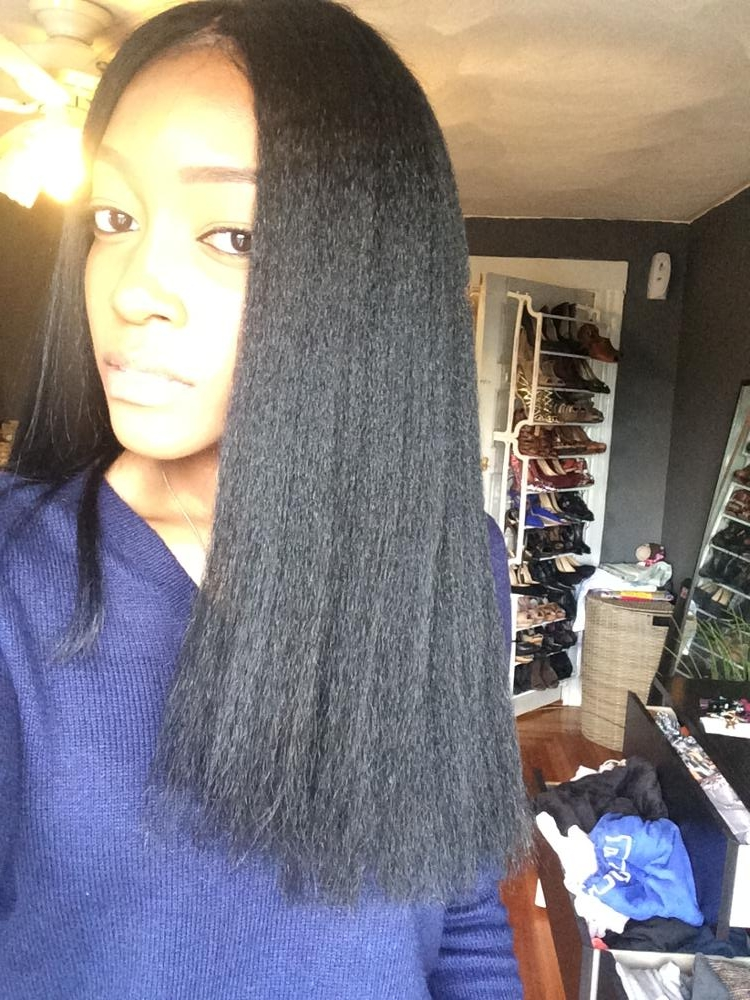 Hair is still good . Experiencing, I didn't seal my wefts. Hair blends well with my natural hair . Will order again